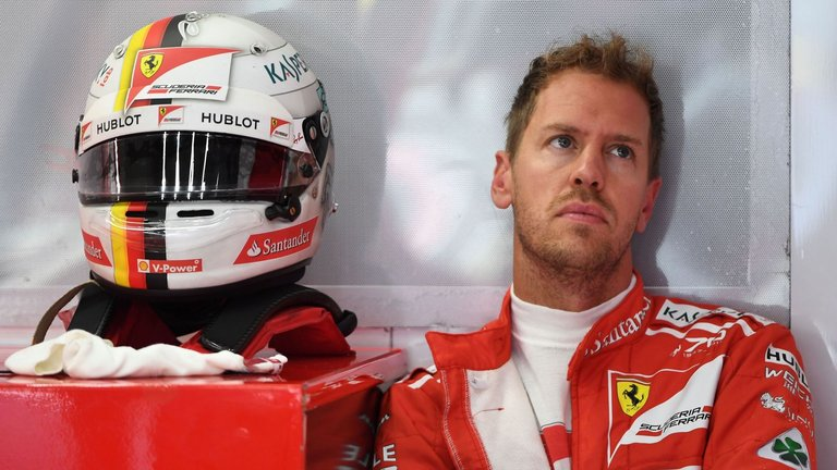 Photo of sebastian-vettel
